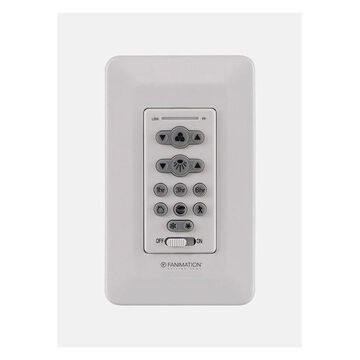 Fanimation TW206 Ceiling Fan and Light Wall Control