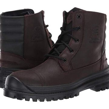 Kamik Griffon (Chocolate) Men's Lace-up Boots