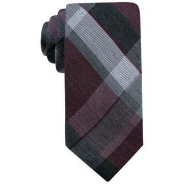 Ryan Seacrest Distinction Men's Winshaw Plaid Tie
