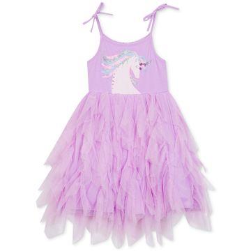 Big Girls Unicorn Tutu Dress, Created for Macy's