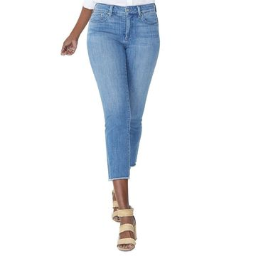 Nydj Womens Sheri Slim Ankle Cut