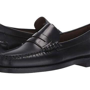 Sebago Classic Dan (Black) Women's Shoes