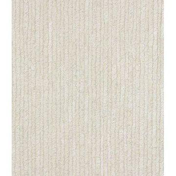 Brewster Down Cream Stripe Wallpaper