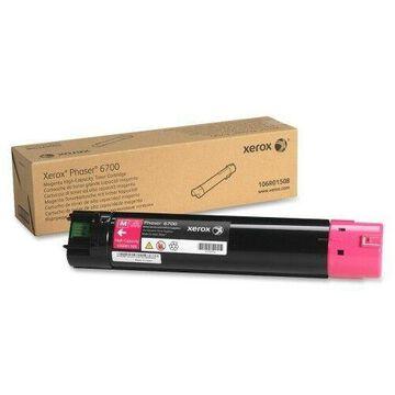 Xerox 106R01508 Xerox High Capacity Toner Cartridge - Magenta - Laser - 12000 Pa