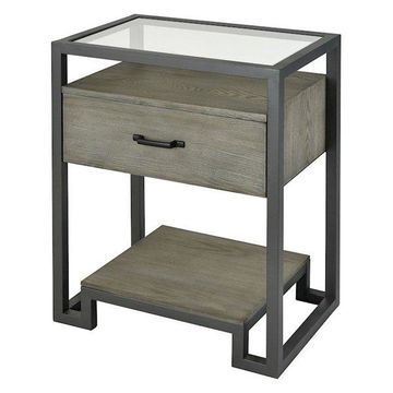Stein World Wooden End Table
