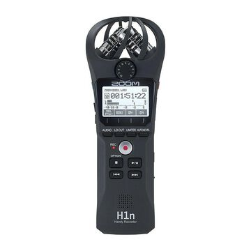 Zoom H1n Handy Recorder w/ Software