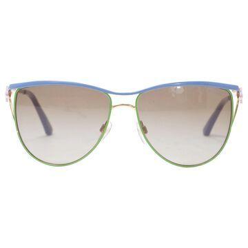 Emporio Armani Multicolour Metal Sunglasses