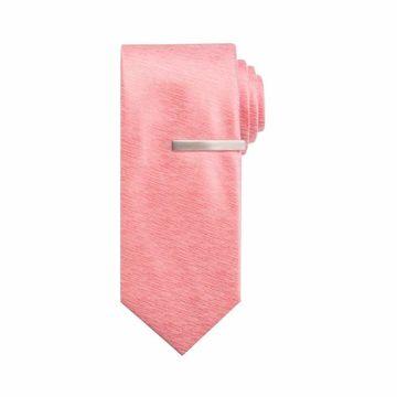 Men's Apt. 9 Skinny Tie with Tie Bar