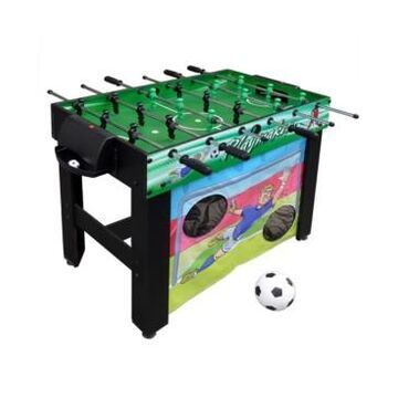 Blue Wave Playmaker 3-in-1 Foosball, Game Table