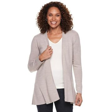 Women's Napa Valley Open-Front Swing Cardigan