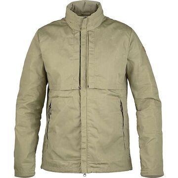Fjallraven Men's Travellers Jacket - XS - Savanna