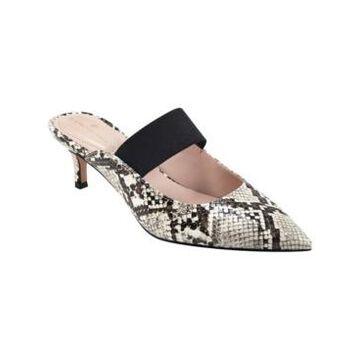 Bandolino Women's Myna Kitten Heel Mules Women's Shoes