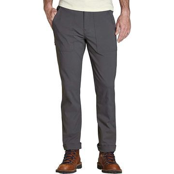 Toad & Co Men's Rover Camp Lean Pant - 38x32 - Soot