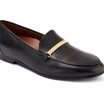 Vionic Leather Slip-On Loafers - Evie