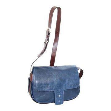 Nino Bossi Women's Kalea Crossbody Bag Blue - US Women's One Size (Size None)