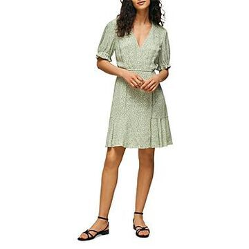 Whistles English Garden Wrap Dress