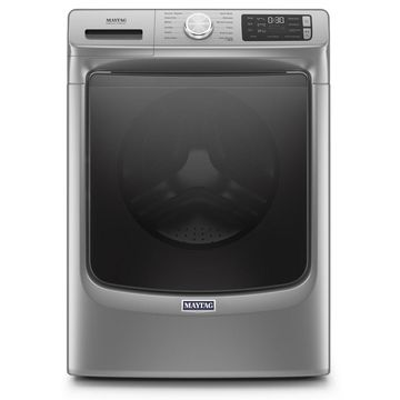Maytag 4.8 Cu. Ft. Metallic Slate Front Load Washer