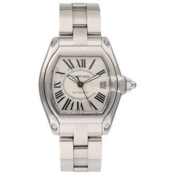 Cartier Roadster Other Steel Watches