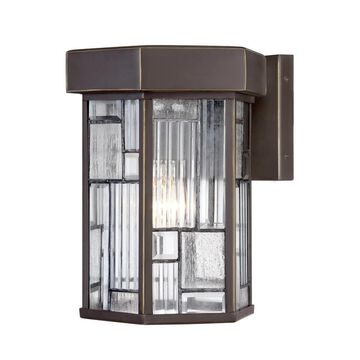 Designers Fountain 32131 Kingsley 1 Light Outdoor Wall Sconce