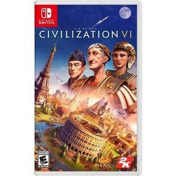 Sid Meier's: Civilization VI - Nintendo Switch