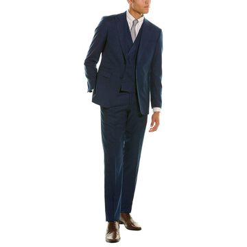 English Laundry 3Pc Vested Suit