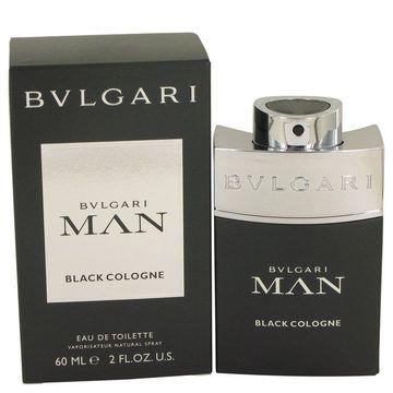 Bvlgari Man Black Cologne by Bvlgari Eau De Toilette Spray 2 oz for Men