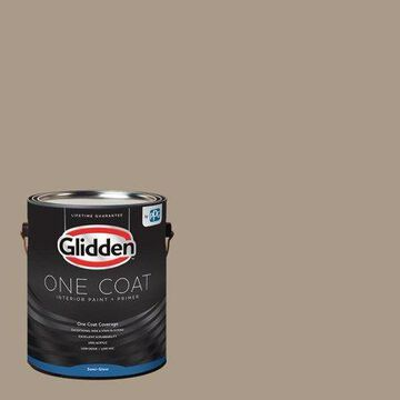 Glidden One Coat Interior Paint and Primer, Limitless/Yellow, 1 quart, Semi-Gloss
