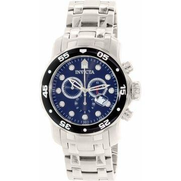 Invicta Men's 0069 Pro Diver Collection Stainless Steel Watch