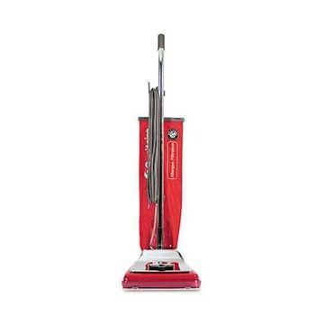 Electrolux SC888K Quick Kleen Fan Chamber With Vibra Groomer I, 17.5lb, Chrome/red