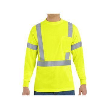 Bulwark Mens High Visibility Safety Shirt