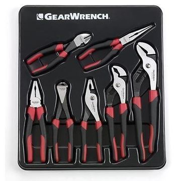Gearwrench 82108 7 piece Pliers Master Set