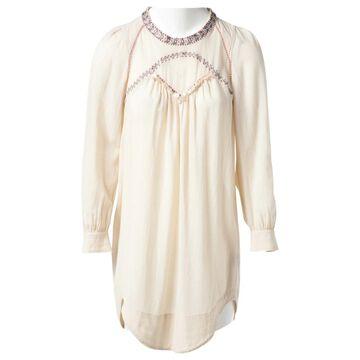 Isabel Marant Etoile \N Beige Viscose Dresses