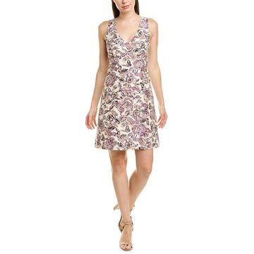 Anna Sui Butterfly Garden Dress