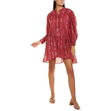Isabel Marant Etoile Anaco Mini Dress