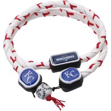 Kansas City Royals 2015 World Series American League Participant Classic Frozen Rope Necklace - Royal