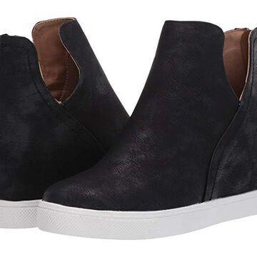 VOLATILE Central (Black) Women's Shoes