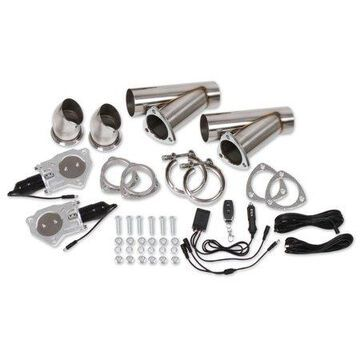 Hooker 11052HKR Exhaust Cut-Out