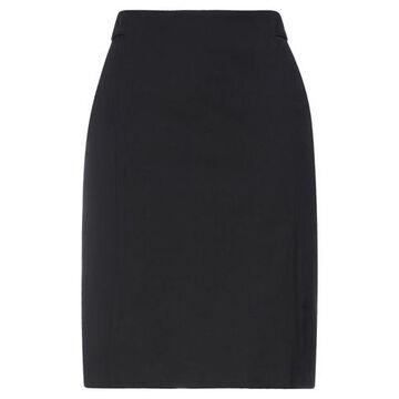 BLUE LES COPAINS Midi skirt