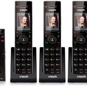 Vtech IS7121-2 Audio/Video Phone with IS7101 Extra Handset