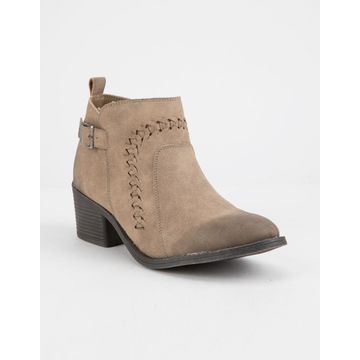 Take A Walk Womens Booties