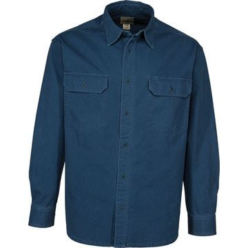 RedHead® Men's Stonewash Canvas Long-Sleeve Shirt