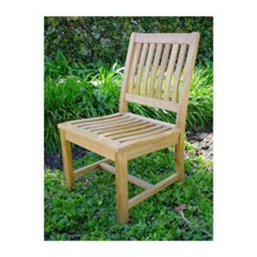 Anderson Teakwood Rialto Patio Dining Chair