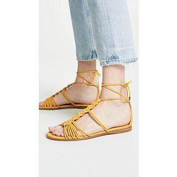 Alexandre Birman Roly Flat Sandals