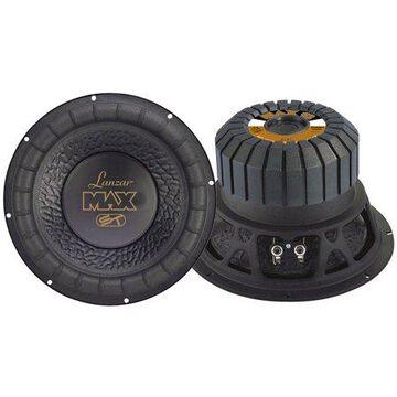 LANZAR MAX12 - Max 12'' 1000 Watt Small Enclosure 4 Ohm Subwoofer