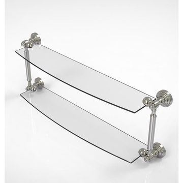 Allied Brass Waverly Place-Tier Bathroom Shelf