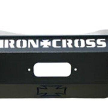 Iron Cross IROGP-1100 2007 - 2016 JK Full Width Front HD Bumper, Black