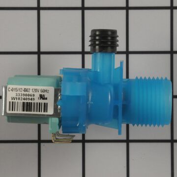 Maytag Washing Machine Part # W11168740 - Water Inlet Valve
