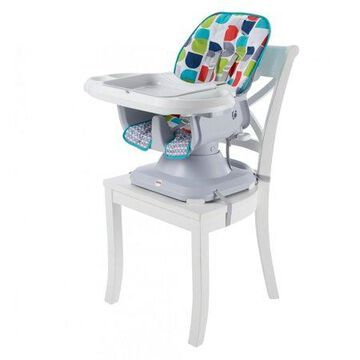 Fisher-Price SpaceSaver High Chair, Color Climbers