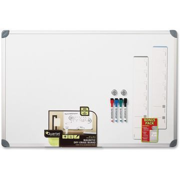 Quartet Magnetic Dry-Erase Board Organizer 2x3 AL 79378