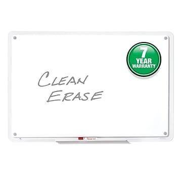 Quartet iQ Total Erase Dry-Erase Whiteboard, 35.5